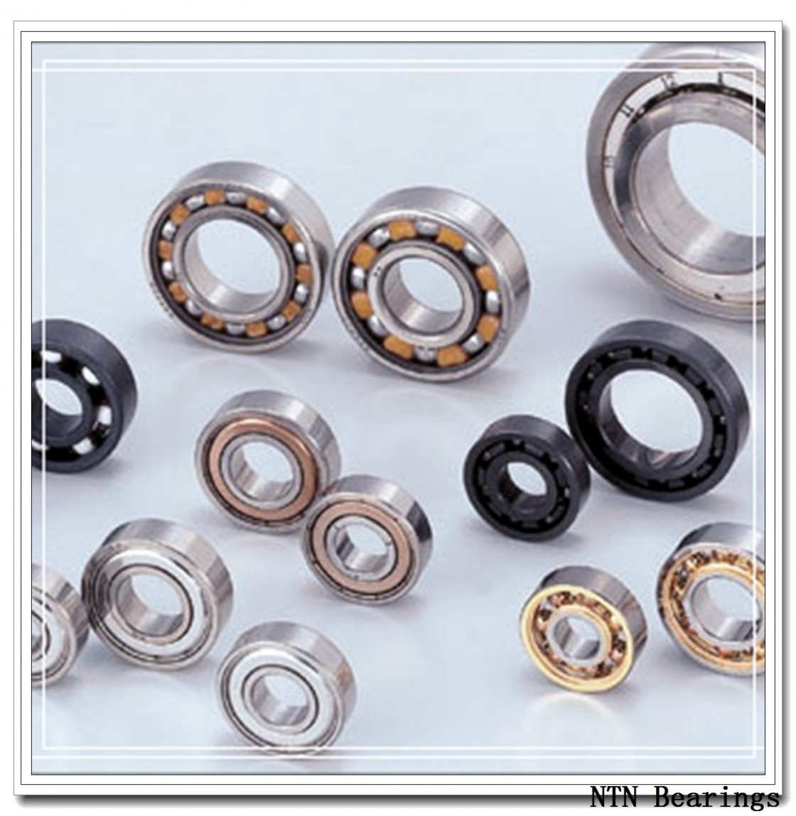 5 mm x 13 mm x 4 mm  NTN 695ZZ deep groove ball bearings