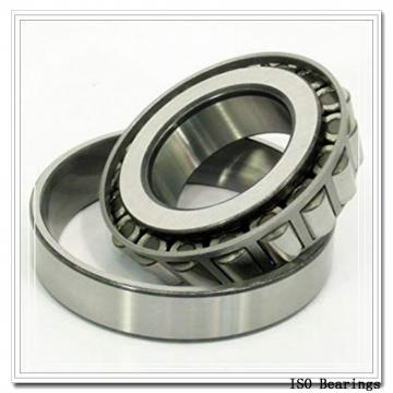 ISO 3317 angular contact ball bearings