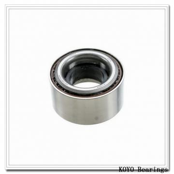 160 mm x 240 mm x 38 mm  KOYO HAR032C angular contact ball bearings