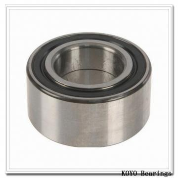 30 mm x 42 mm x 7 mm  KOYO 6806 deep groove ball bearings