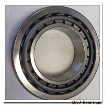 55 mm x 80 mm x 13 mm  KOYO 6911Z deep groove ball bearings