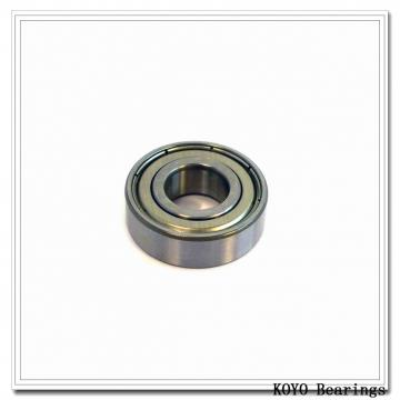 35 mm x 80 mm x 31 mm  KOYO NU2307R cylindrical roller bearings