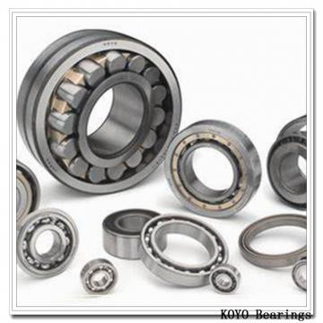 44,45 mm x 93,662 mm x 31,75 mm  KOYO 46175/46368 tapered roller bearings