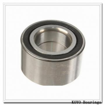 3 mm x 10 mm x 4 mm  KOYO F623 deep groove ball bearings