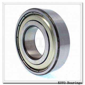 30 mm x 72 mm x 27 mm  KOYO 32306CR tapered roller bearings