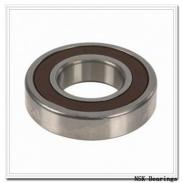 170 mm x 360 mm x 72 mm  NSK NUP334EM cylindrical roller bearings