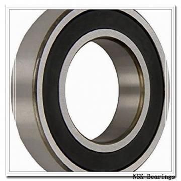 90 mm x 160 mm x 40 mm  NSK 22218SWREAg2E4 spherical roller bearings