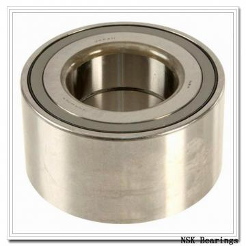 110 mm x 200 mm x 38 mm  NSK 7222 B angular contact ball bearings