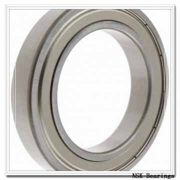 400 mm x 600 mm x 272 mm  NSK NNCF5080V cylindrical roller bearings
