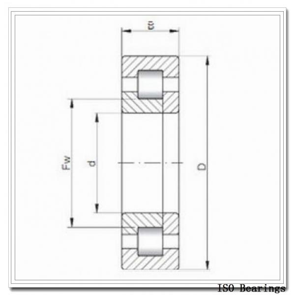 35 mm x 73,025 mm x 26,975 mm  ISO 23691/23620 tapered roller bearings #1 image